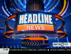 Headline news januari 2015