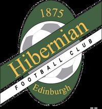 Hibernian FC logo (1989-2000)