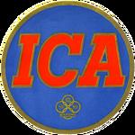 ICA logo 1945