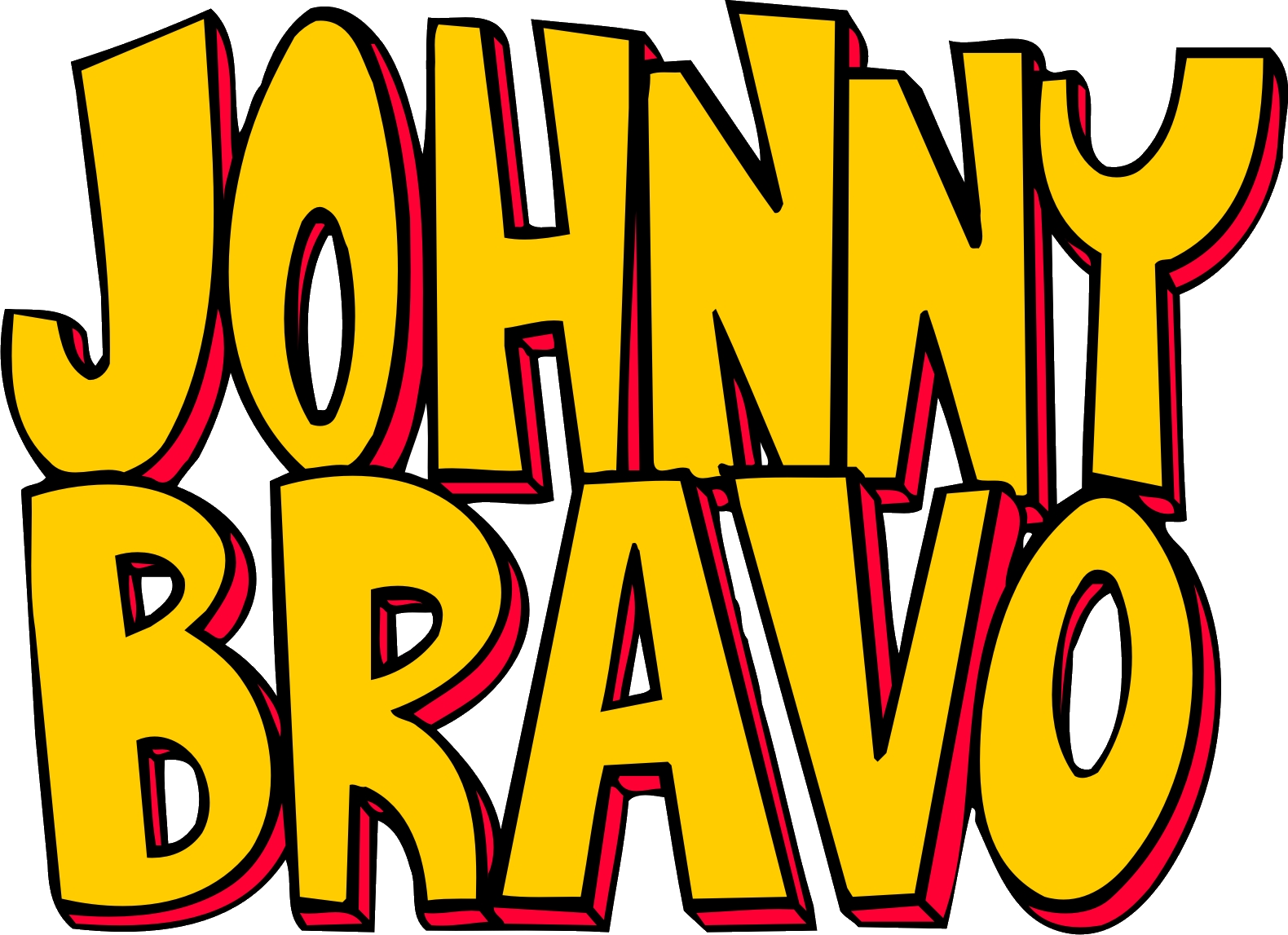 johnny bravo cartoon network logo adultcartoonco