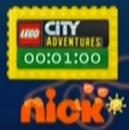Lego city adventures countdown