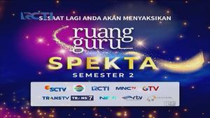 Ruangguru semester 2 on aired 10 indonesian national tv