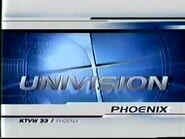 Univision 33 Phoenix 5pm Package 2001