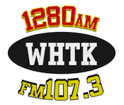 WHTK 1280 AM 107.3 FM