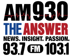 WLSS AM 930 93.7 103.1 FM The Answer