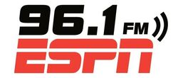 WMAX-FM 96.1 ESPN