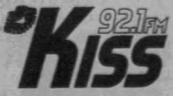 WMYK 92.1 Kiss 92 1993