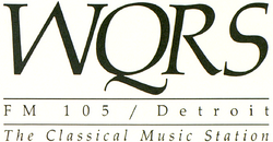 WQRS Detroit 1989