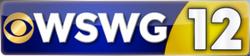 WSWG CBS 12 logo