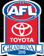 2016 AFL Grand Final logo