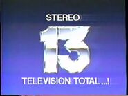 Canal 13 Stereo (1989)