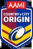 City vs Country Origin logo