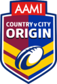 City vs Country Origin logo