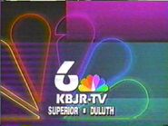 KBJR-TV's Channel 6 Video ID From Late 1991
