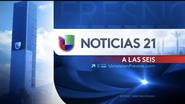 Kftv noticias univision 21 6pm package 2013