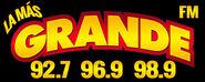 La Más Grande Logo