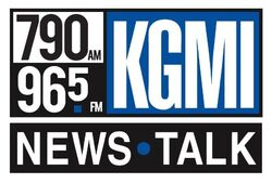 News Talk 790 AM 96.5 FM KGMI