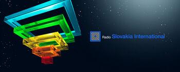 Rádio Slovakia International Old logo