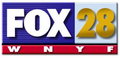 WNYF Fox 28 logo