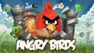 Angry Birds 2009 SPLASHES SHEET 1