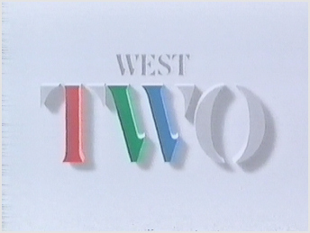 BBC Two West 1986