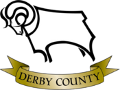 Derby County FC logo (1997-2007)