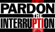 ESPN Pardon the Interruption logo