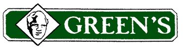 Green's 2nd logo 1991-2000