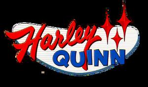 Harley Quinn Vol 1 Logo