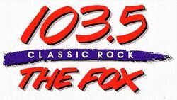 KRFX 103.5 The Fox
