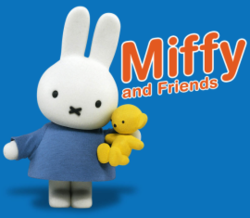 Miffy and Friends Logo Noggin