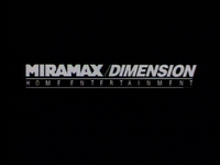 Miramax-Dimension Home Entertainment