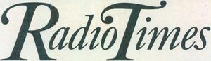 Radio Times 1972