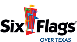 Six Flags Over Texas logo2