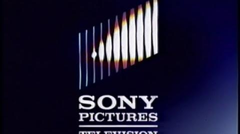 Sony Pictures Television (2005) Company Logo (VHS Capture)