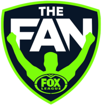 The Fan (Fox League) Logo