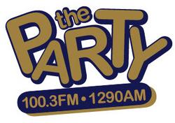 The Party 100.3 FM 1290 AM WZTI