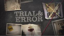 Trial & Error 2017