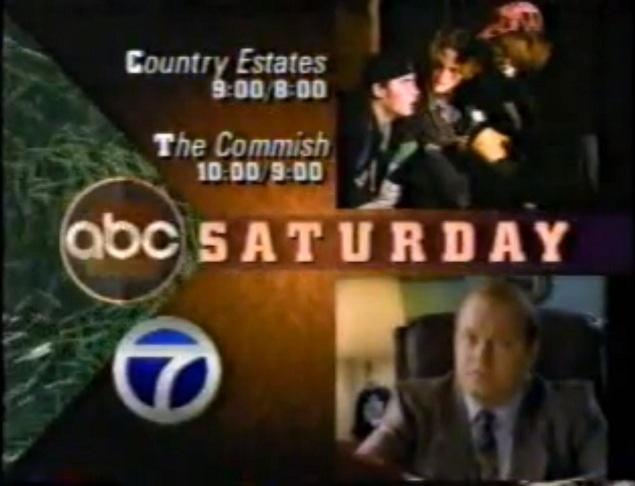 WABC TV Channel 7 Promo It Must Be ABC 1992 1993