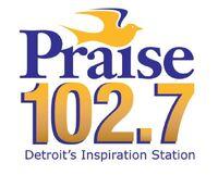 WPZR Praise 102.7 logo