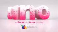 XHDF-TDT Azteca Uno (2019) Amor
