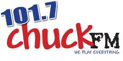101.7 Chuck FM WAVF