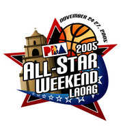 2005 PBA All-Star Game logo