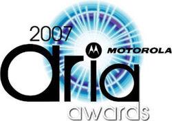ARIAAwards 2007