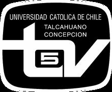 Canal 5 Concepcion primer logo 1973
