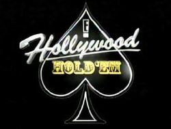 E Hollywood Hold 'Em