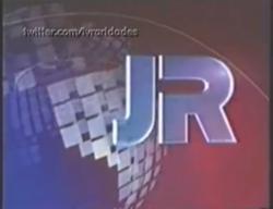 Jornal da Record Junho de 2005 vinheta