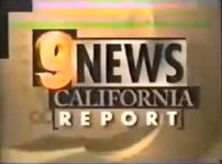 KCAL News 1994 CA
