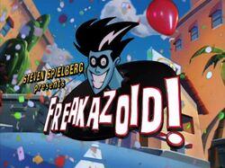 KidsWB Freakazoid
