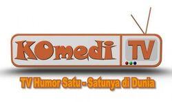 Logo KOmedi TV